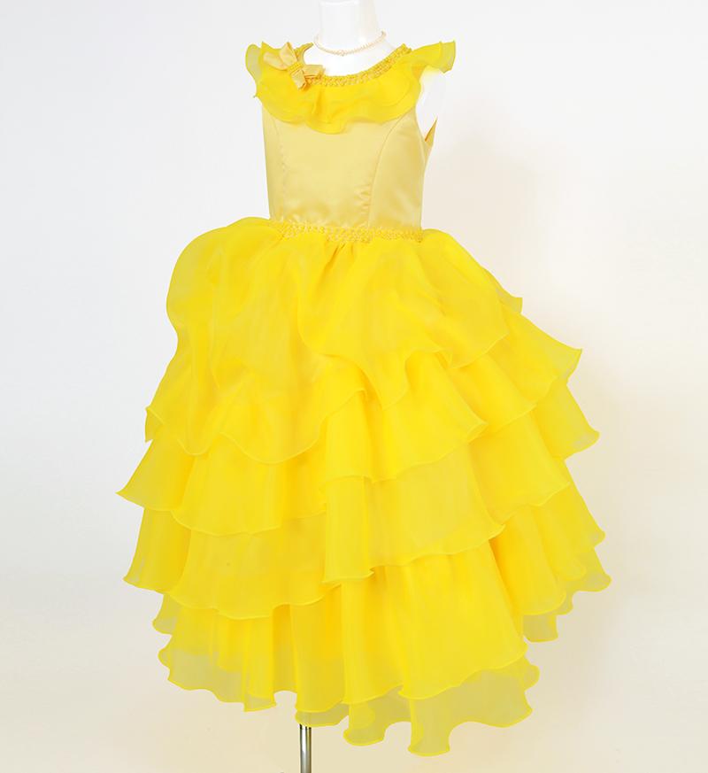DressNotesのピアノ演奏用ドレス「アルドーレ2」フルムーンイエロー dn01_yellow-9
