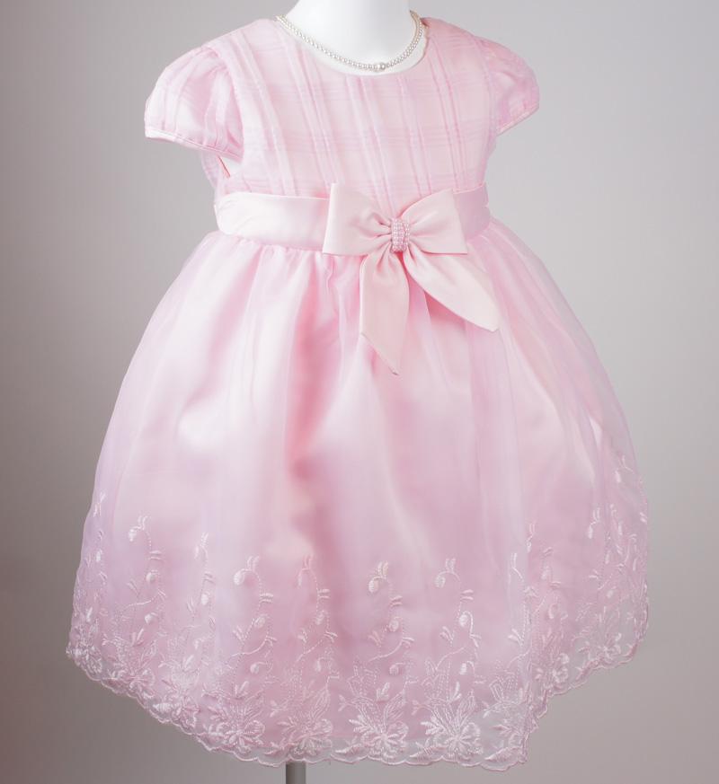 子供ドレス「カノン」ピンク D8012