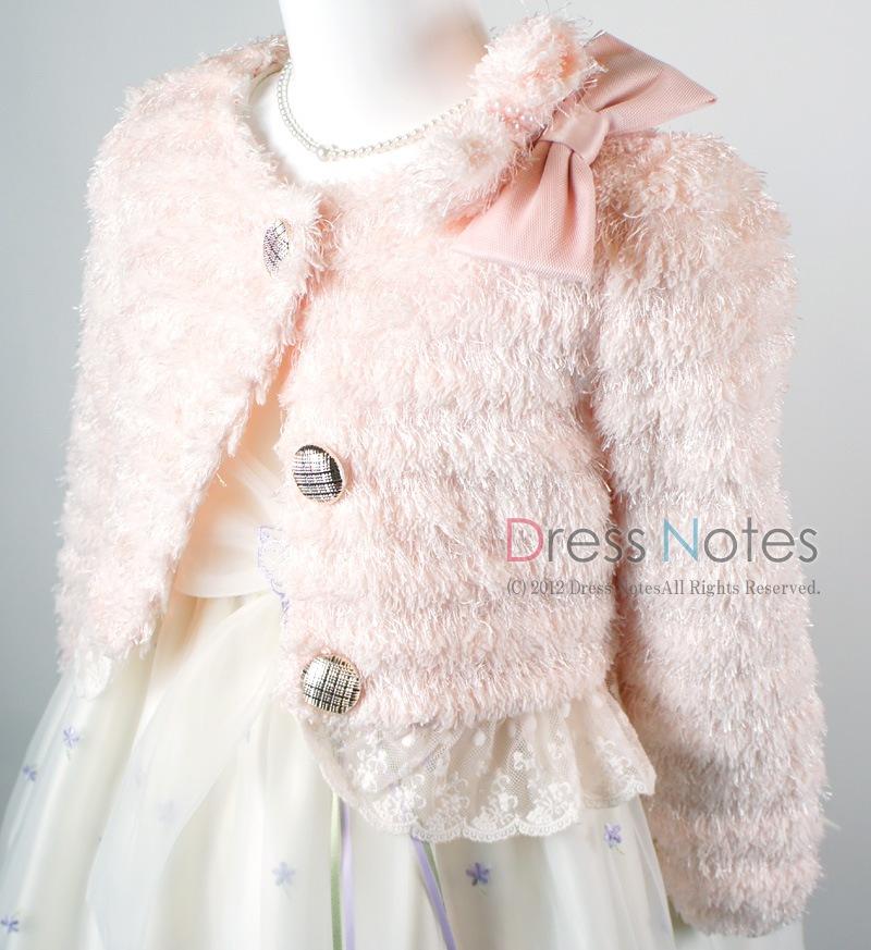 ボレロ「スイーティープードル」ピンク G7001