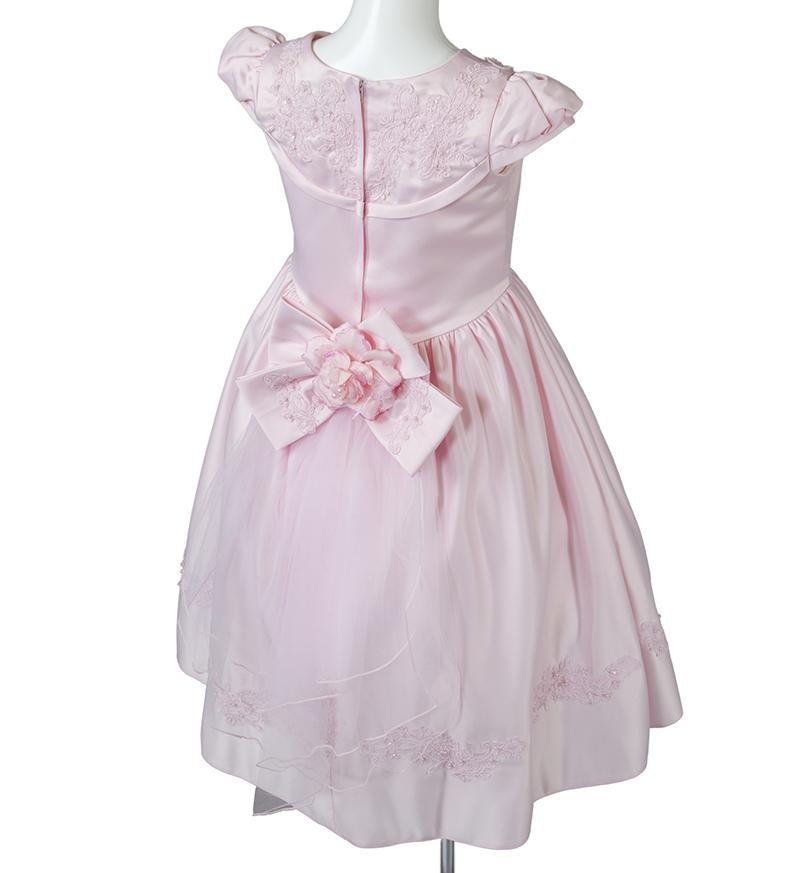 子供ドレス「ウノ2」ピンク G8002_2-6