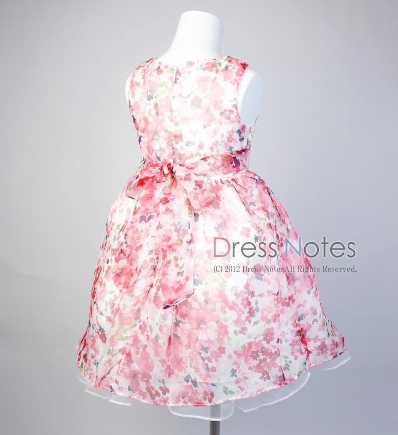 子供ドレス「ソフィ」 ピンク B1027-1