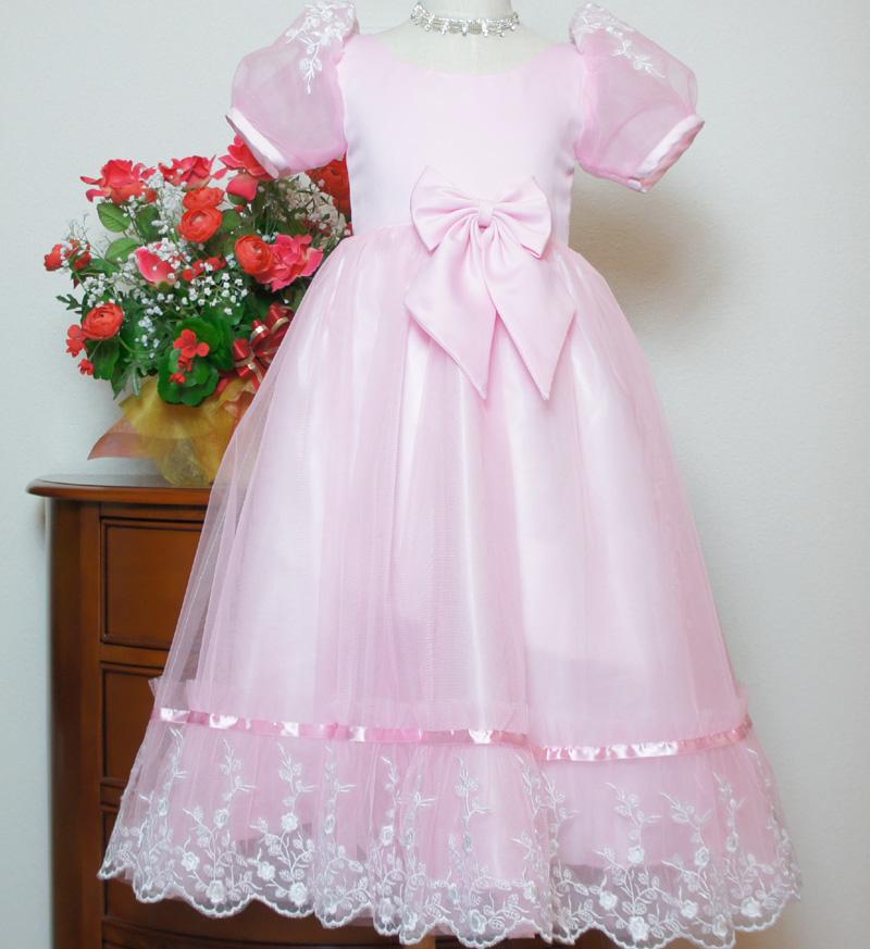 子供ドレス「エーデルワルツ」 F8003-1