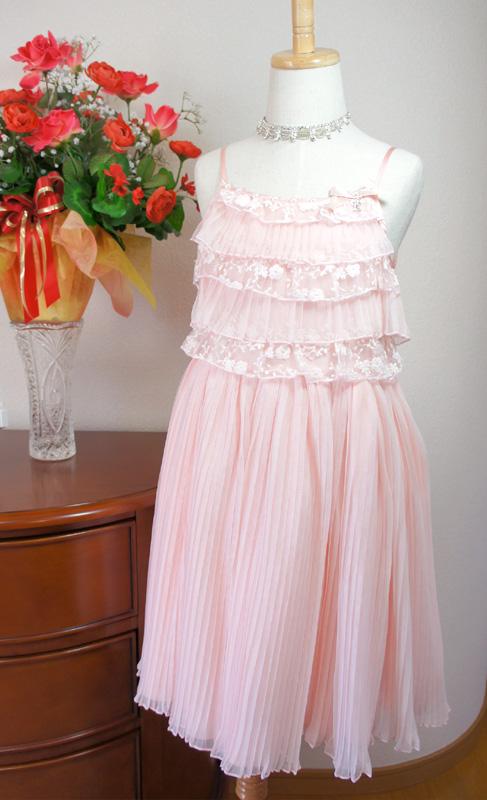子供ドレス「エレノア」 F8006-1