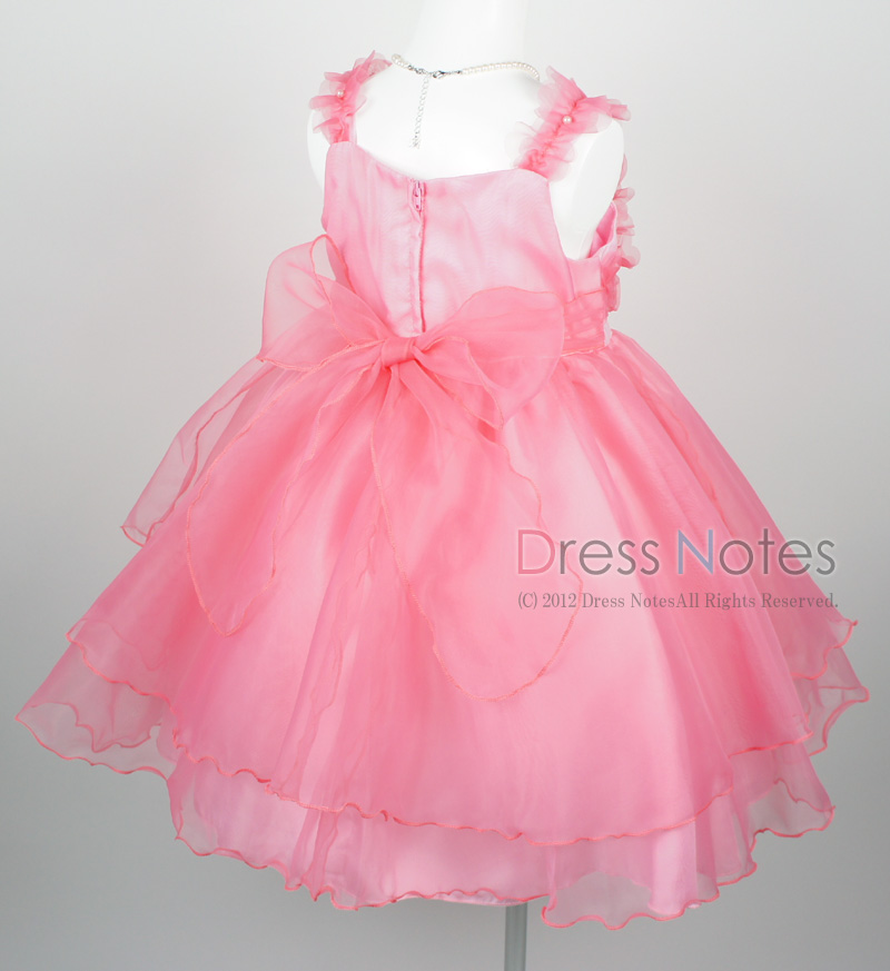 子供ドレス「アイベル」ピンク G8008-4
