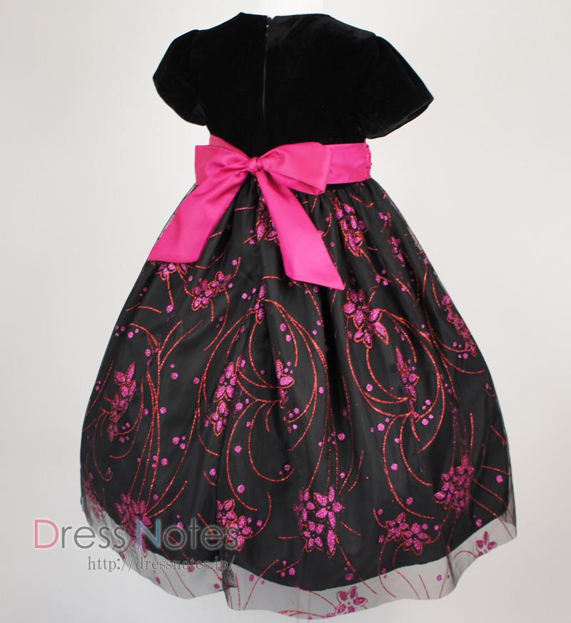 子供ドレス「ココ・ルービンシュ」 M8002-4
