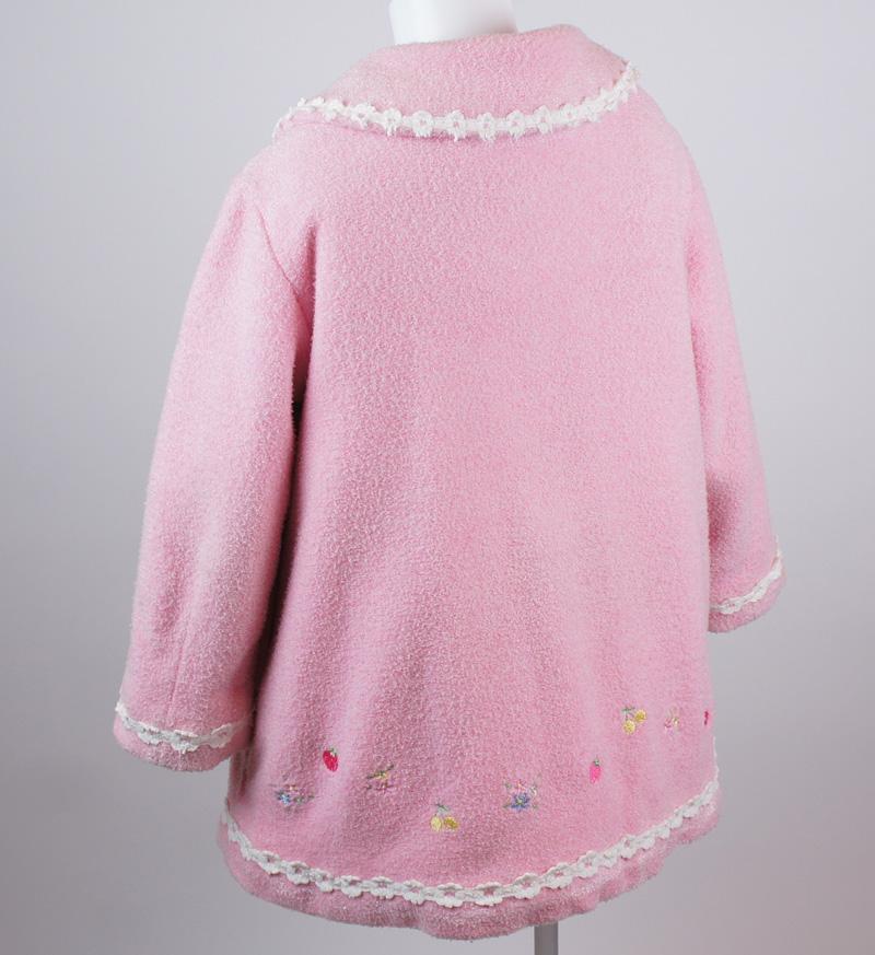 ドレスコート「うさちゃんコート」K7001-8