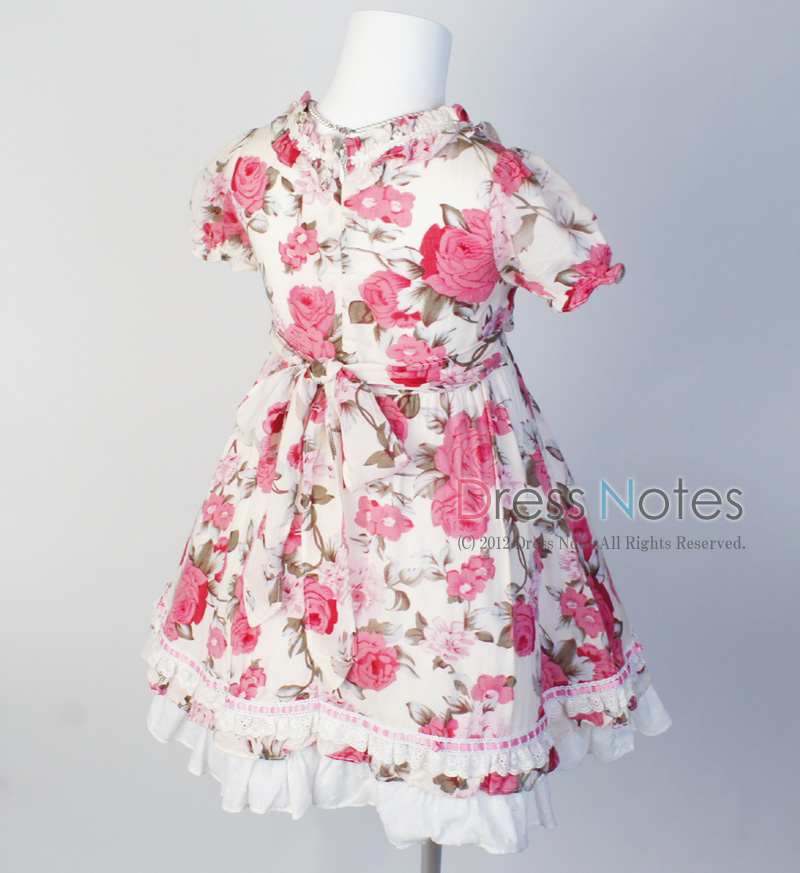 子供ドレス「マズルカ」 B1016-5