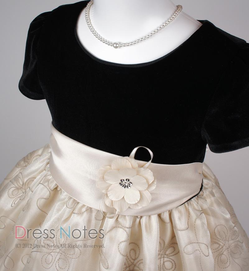 子供ドレス「セリーヌ」 I8008-1
