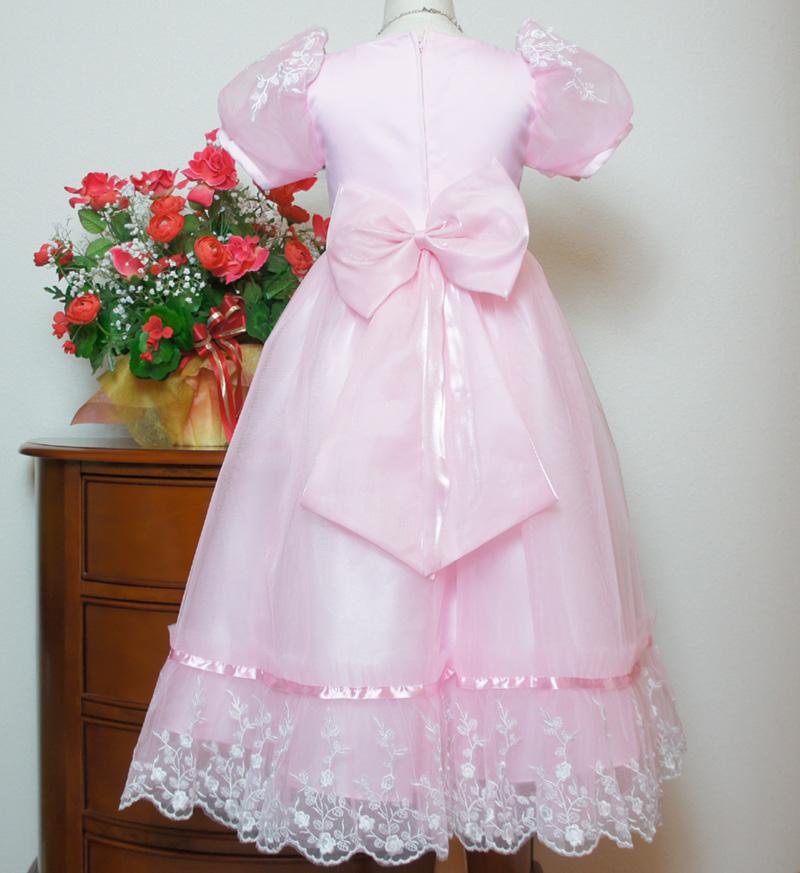 子供ドレス「エーデルワルツ」 F8003-5