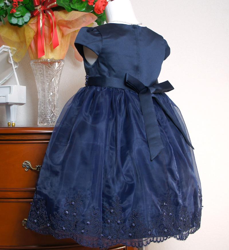 子供ドレス「コンモート」 F8007-5