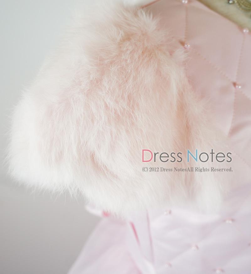 子供ドレス「カンタータ」 ピンク D8004-2