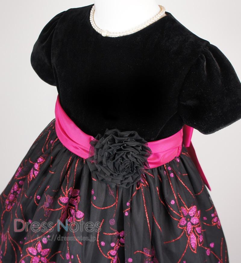 子供ドレス「ココ・ルービンシュ」 M8002-1