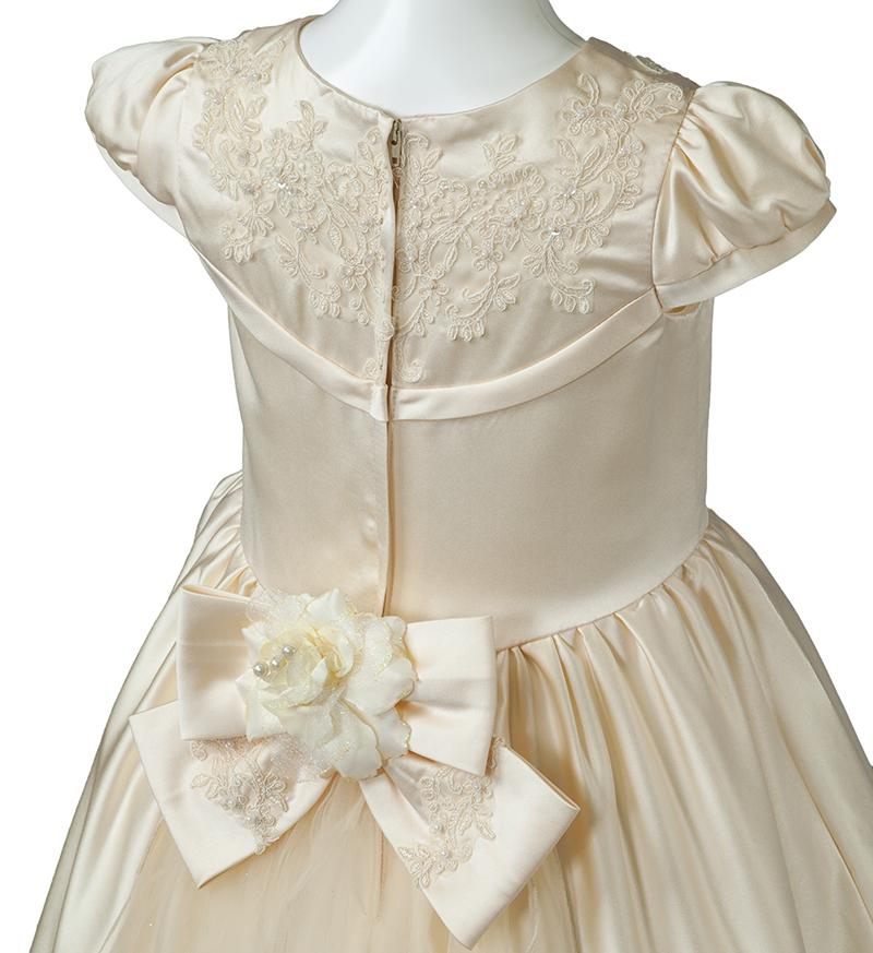 子供ドレス「ウノ2」アイボリー G8003_2-4