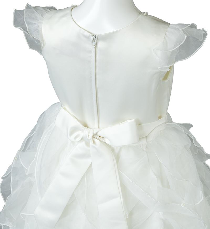 子供ドレス「サイア」ホワイト-5