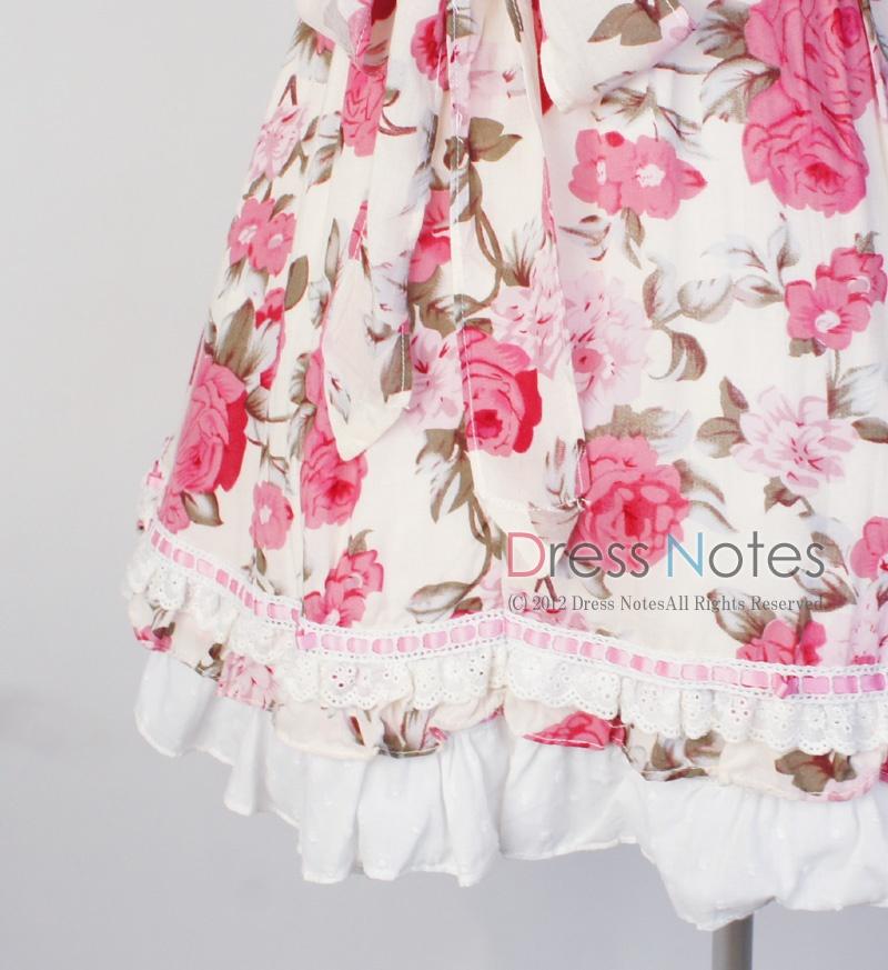 子供ドレス「マズルカ」 B1016-2