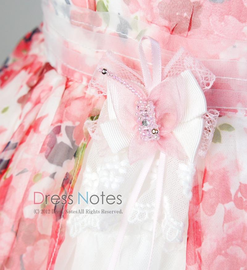 子供ドレス「ソフィ」 ピンク B1027-3