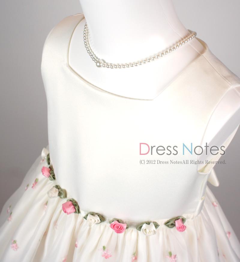 子供ドレス「フローラ」 I8002-3