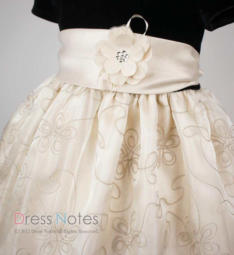 子供ドレス「セリーヌ」 I8008-2