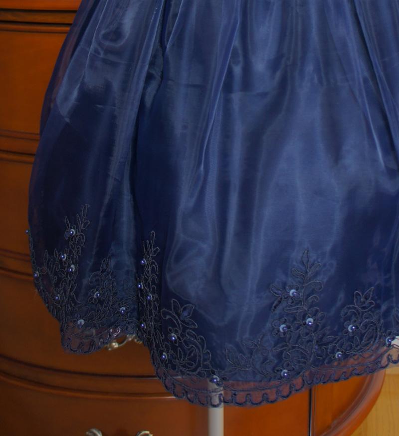 子供ドレス「コンモート」 F8007-3