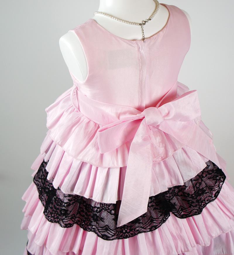 子供ドレス「チロル」 D8001-4