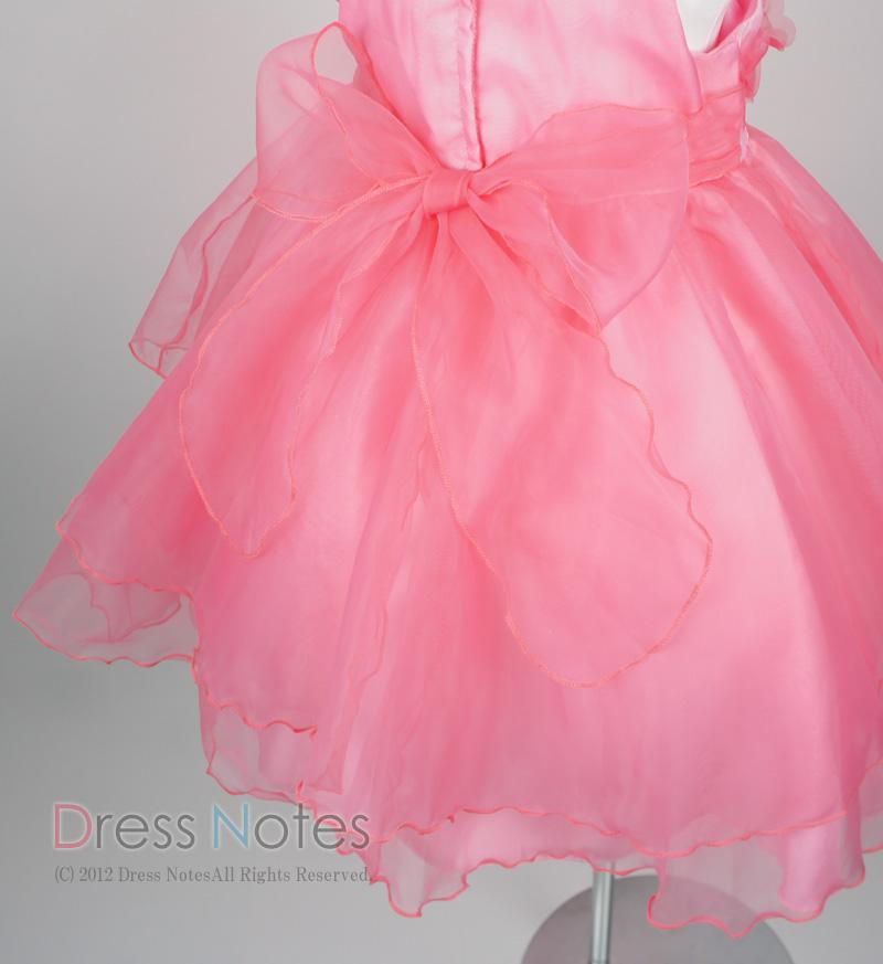 子供ドレス「アイベル」ピンク G8008-3