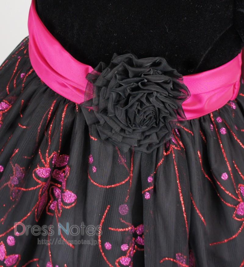 子供ドレス「ココ・ルービンシュ」 M8002-2