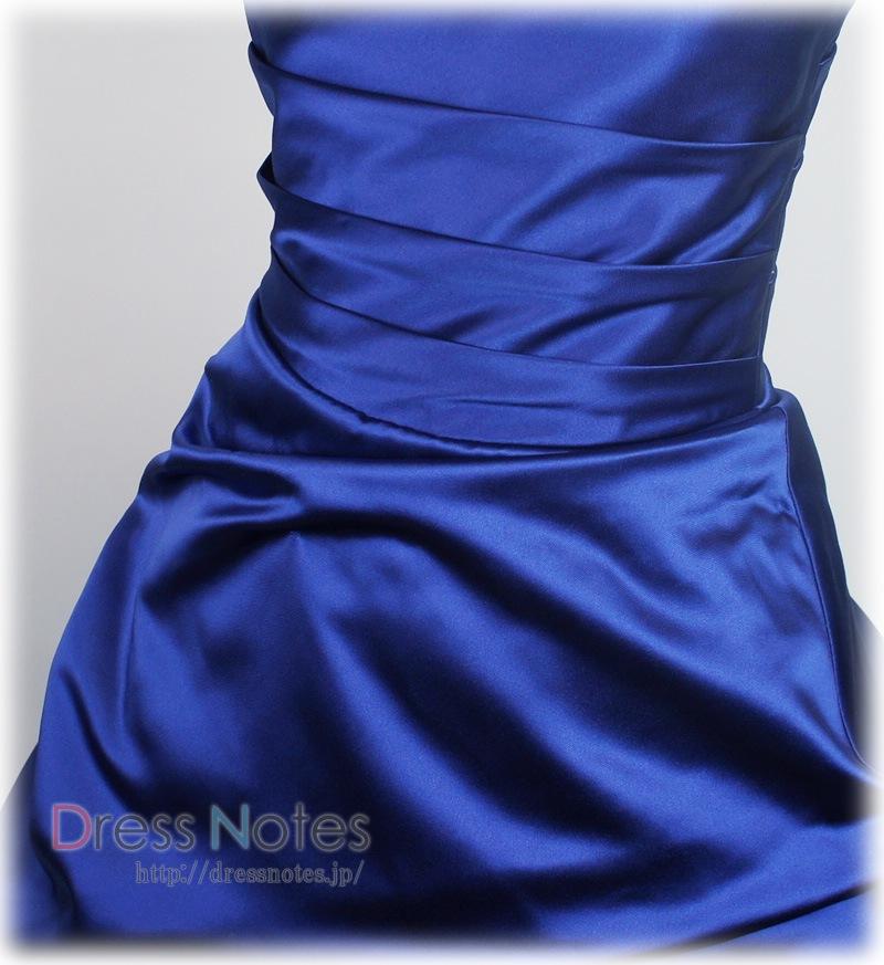 子供ドレス「ロイズ」ロイヤル・ブルー J8001-4