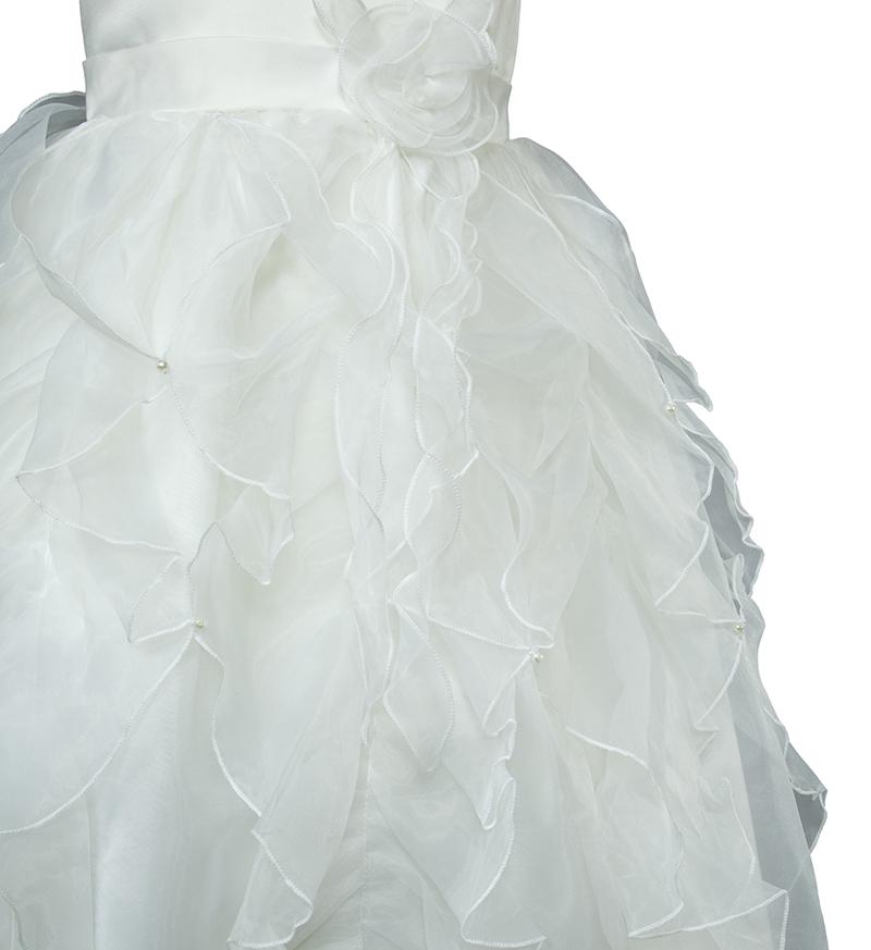 子供ドレス「サイア」ホワイト-2