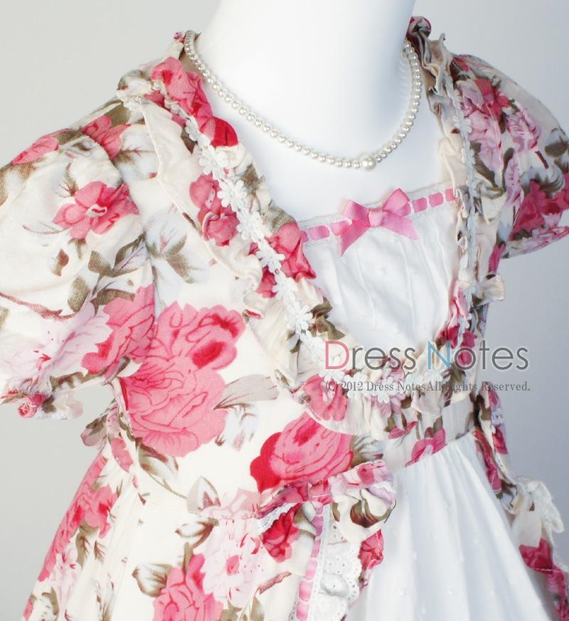 子供ドレス「マズルカ」 B1016-1