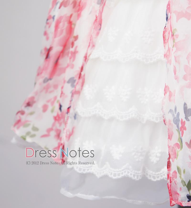 子供ドレス「ソフィ」 ピンク B1027-4