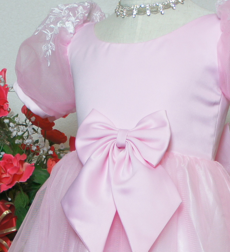 子供ドレス「エーデルワルツ」 F8003-2