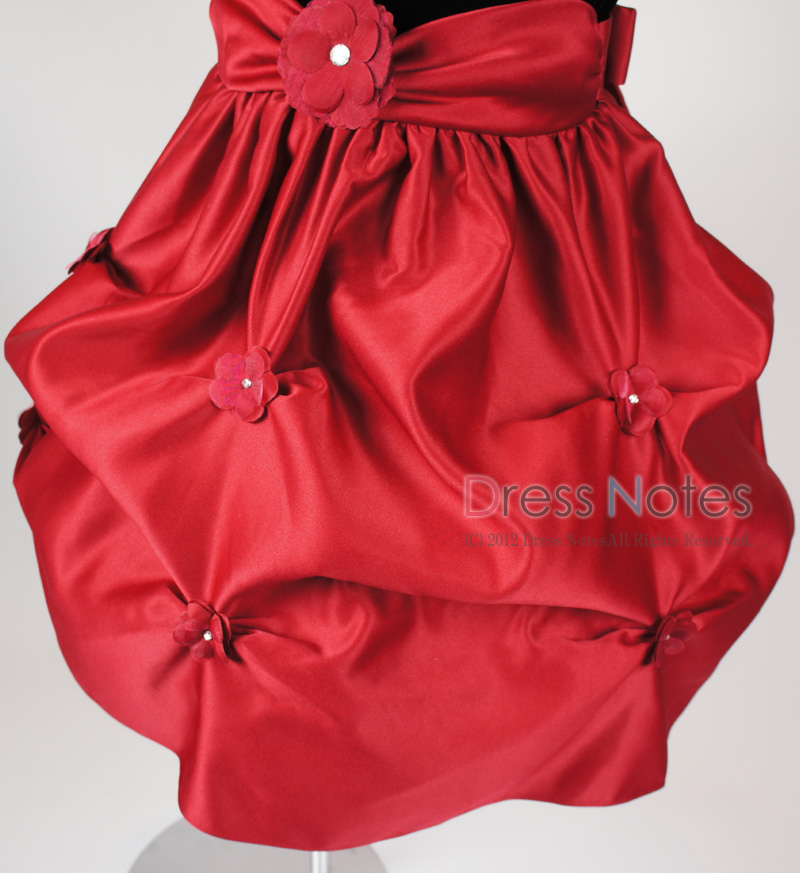 子供ドレス「アニービスケット」 I8007-3