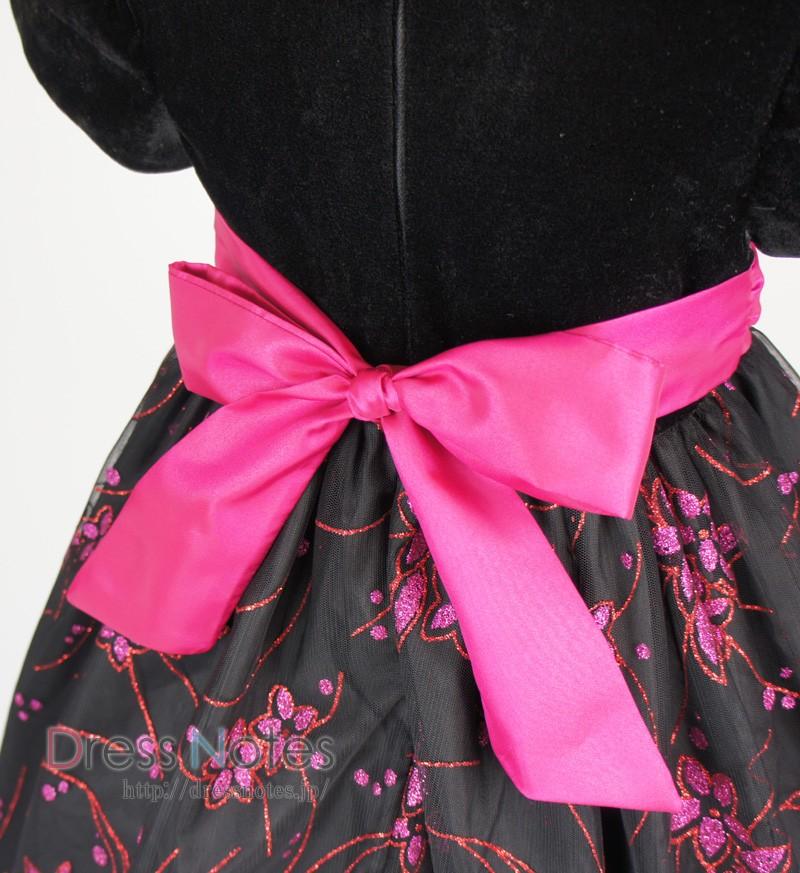 子供ドレス「ココ・ルービンシュ」 M8002-3