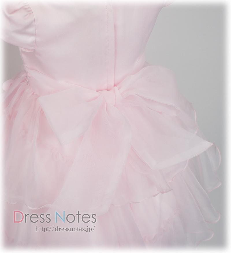 子供ドレス「フローラ・フローラ」ピンク G8018-4