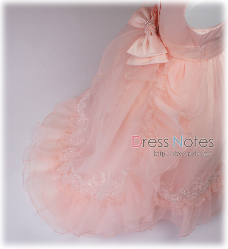子供ドレス「グランド」 G8027-4