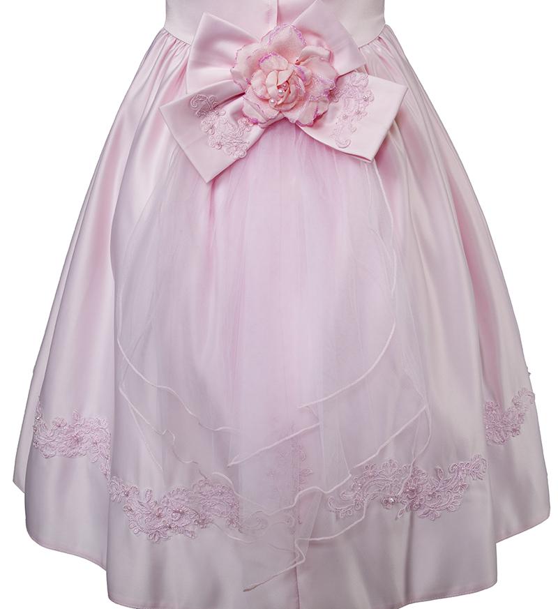 子供ドレス「ウノ2」ピンク G8002_2-5