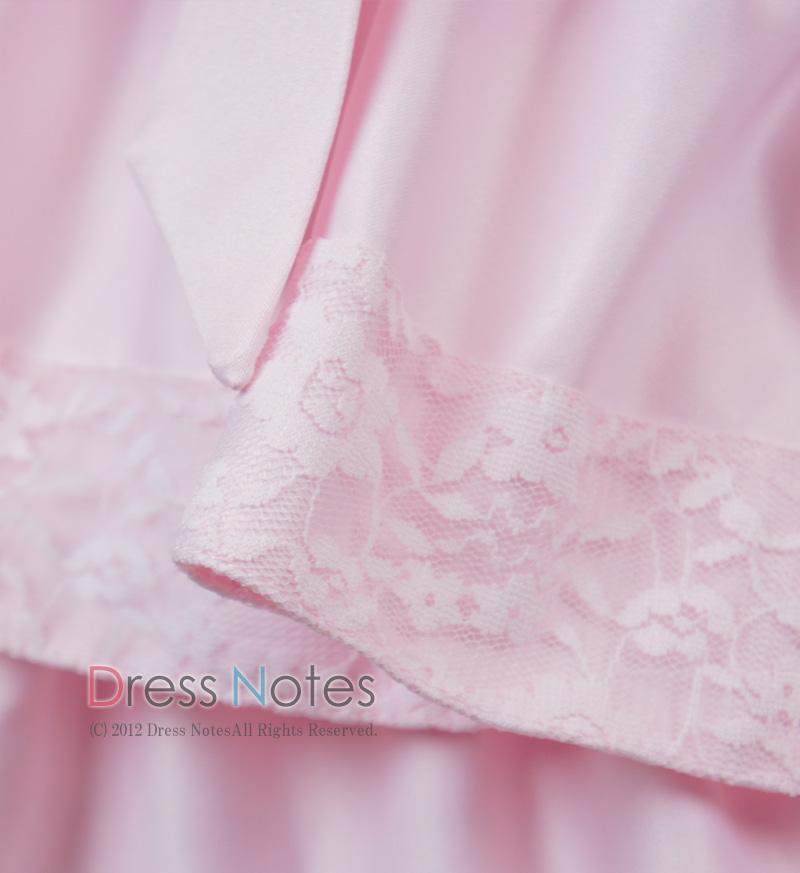 子供ドレス「バラード」ピンク D8019-8