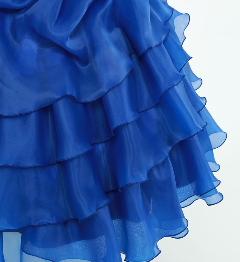DressNotesのピアノ演奏用ドレス「アルドーレ2」スピリチュアルブルー-6