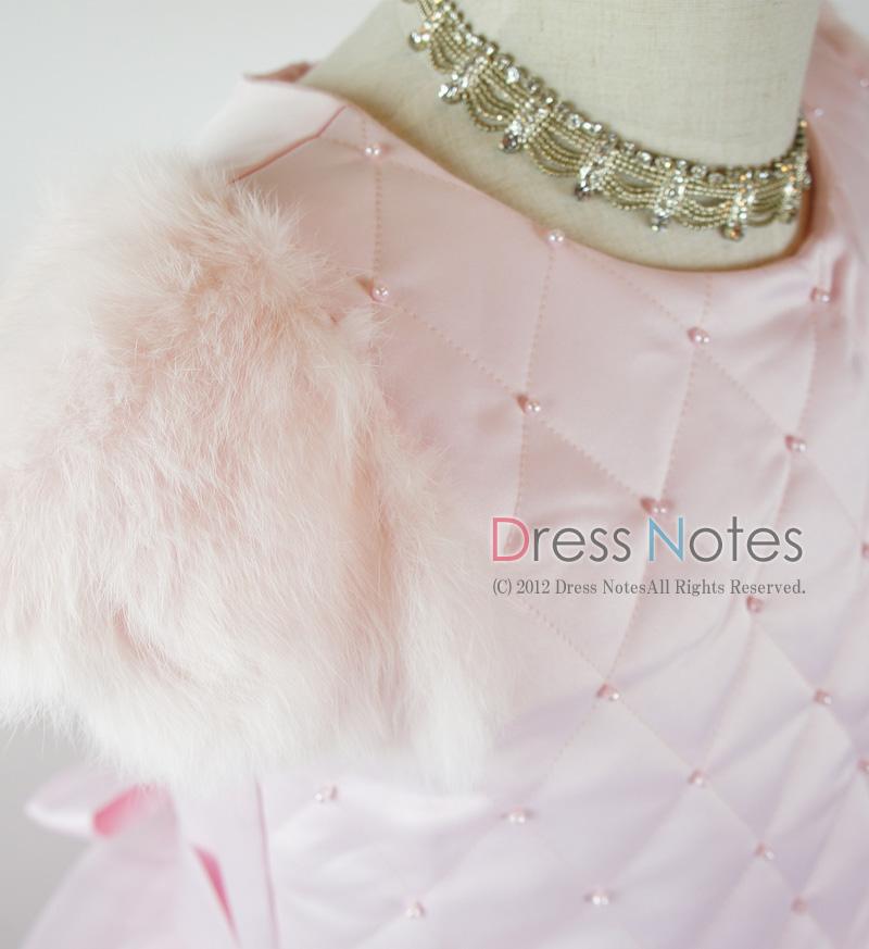 子供ドレス「カンタータ」 ピンク D8004-5