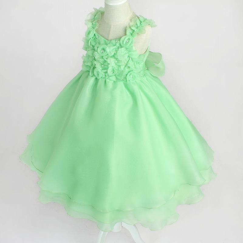 DressNotesのピアノ演奏用ドレス「アイベル2」ライトグリーン dn02_green-1