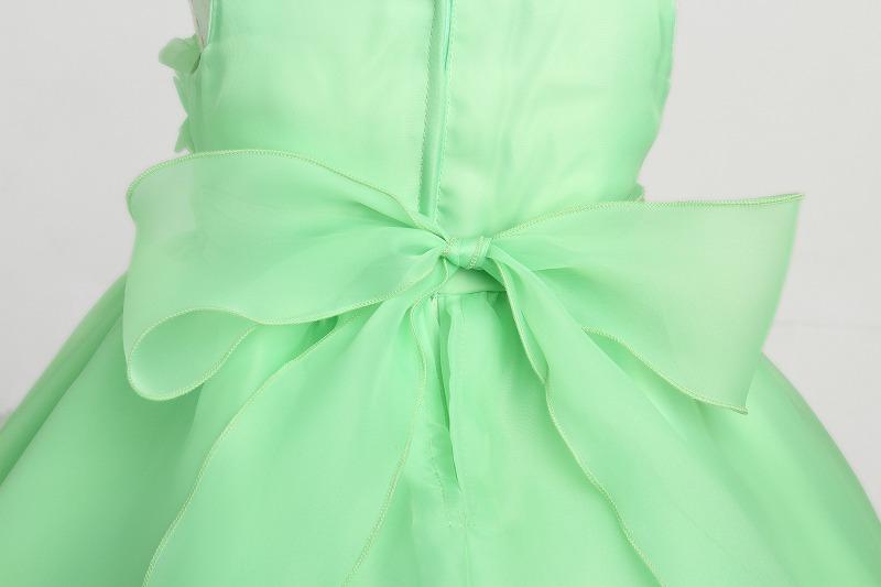DressNotesのピアノ演奏用ドレス「アイベル2」ライトグリーン dn02_green-6