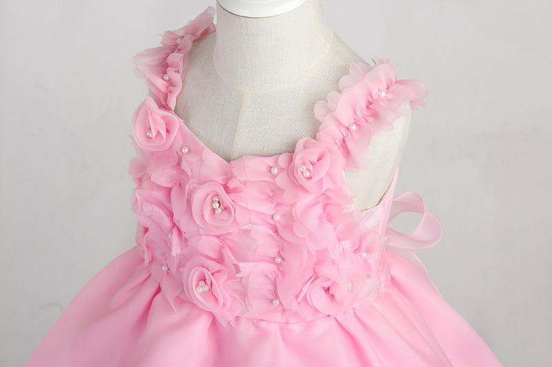DressNotesのピアノ演奏用ドレス「アイベル2」ピンク dn02_pink-3