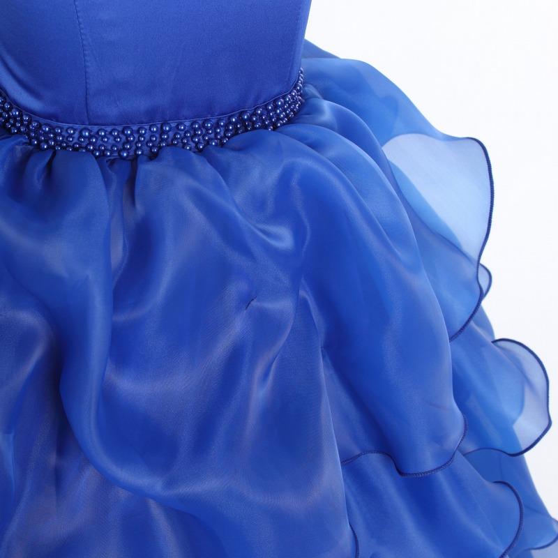 DressNotesのピアノ演奏用ドレス「アルドーレ2」スピリチュアルブルー-5