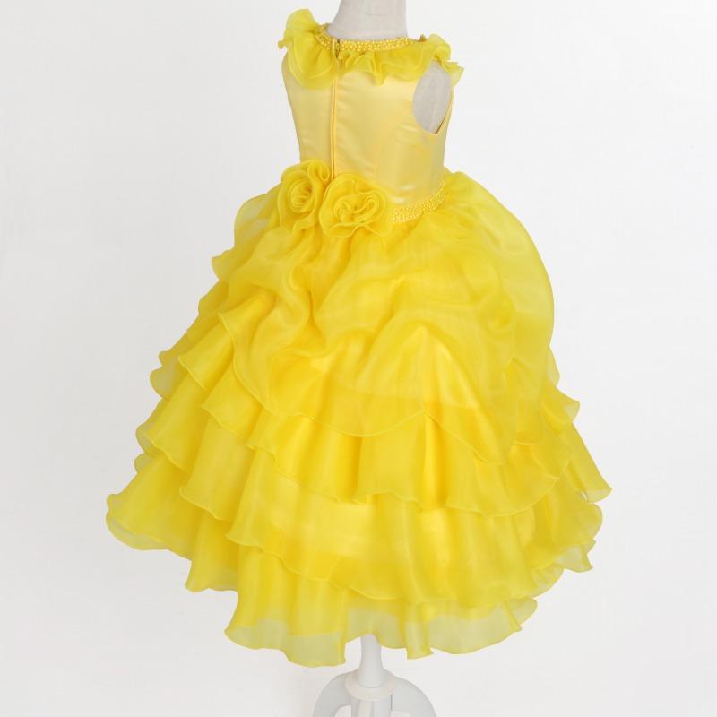 DressNotesのピアノ演奏用ドレス「アルドーレ2」フルムーンイエロー dn01_yellow-6